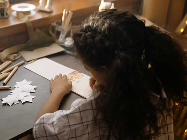La emotiva carta viral a los Reyes Magos de una niña que pide el final del COVID-19