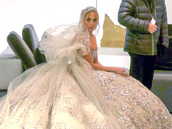 Jennifer Lopez celebrará su boda durante el 2021