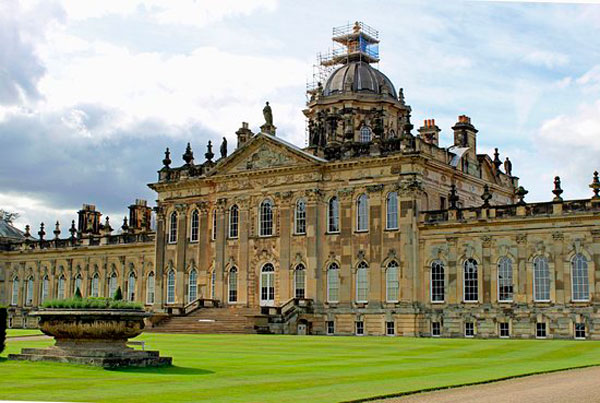 Castle Howard bridgerton