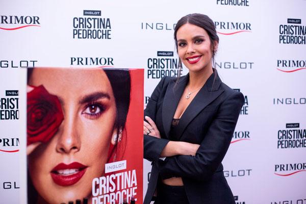 cristina pedroche y su marca de maquillaje