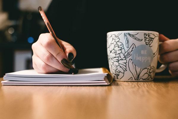 La escritura como hobby útil