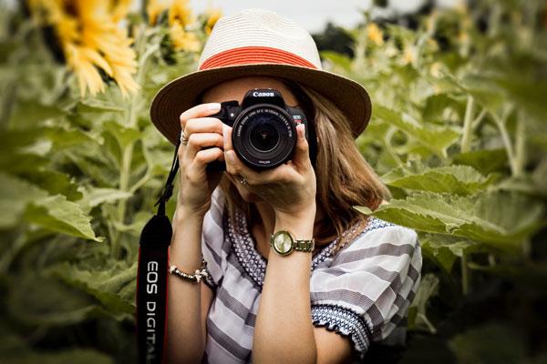 Fotografía lista de hobbies