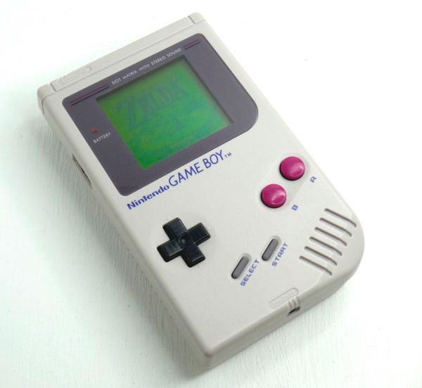 game boy consola antigua