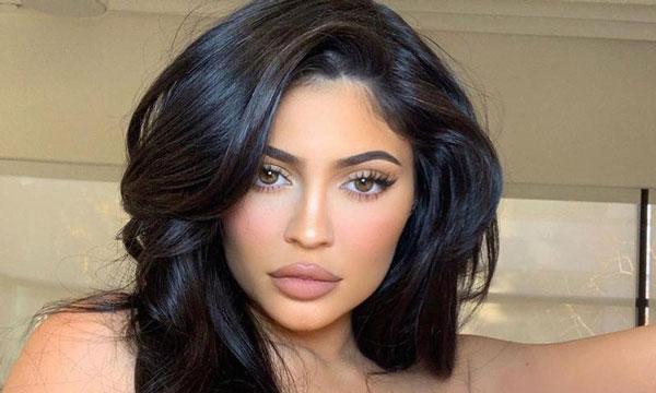 Kylie Jenner marca labiales