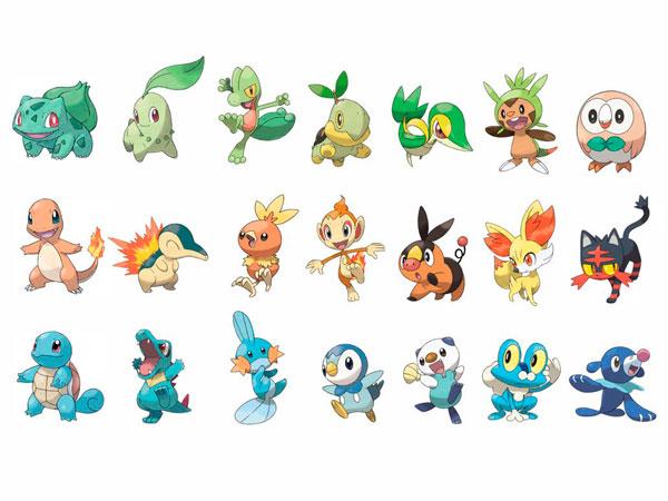 Pokémon juego tradicional eres old