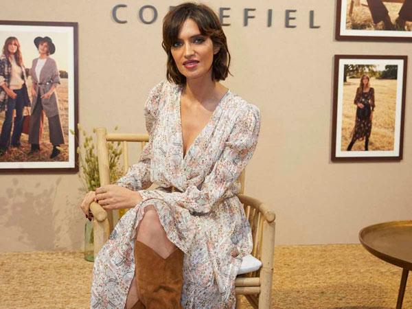 Sara Carbonero marca de ropa famosa