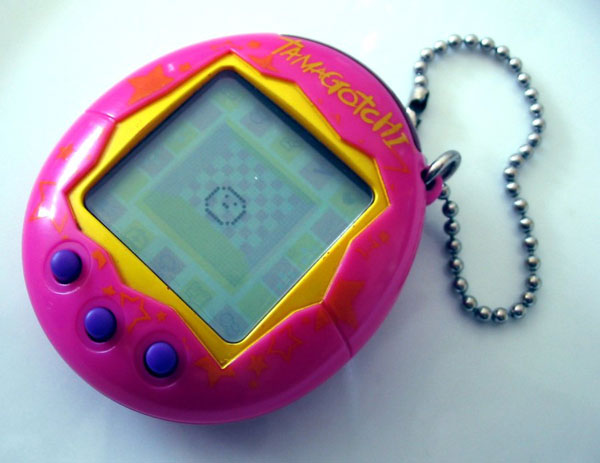 Tamagotchi trending topic eres old