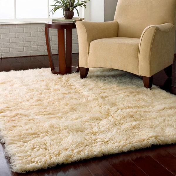 alfombra acogedora