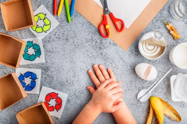 Ideas para reciclar algunos productos de alimentación