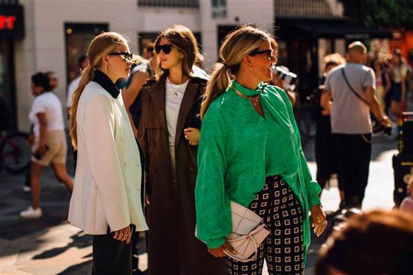 mujeres ropa tendencia primavera 2021
