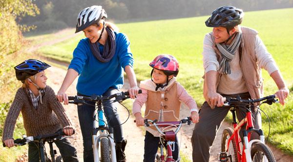 ruta en bici planes de semana santa