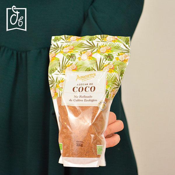 Azúcar de coco de Azucarera en DisfrutaBox HOLI