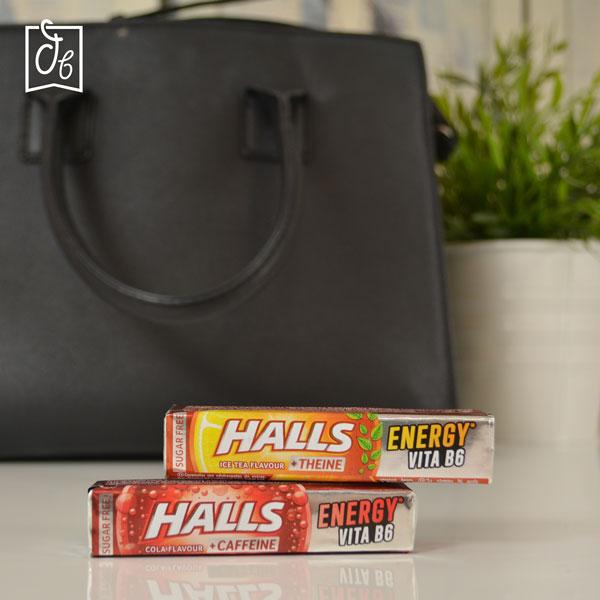 Halls Energy Sorpresas DisfrutaBox