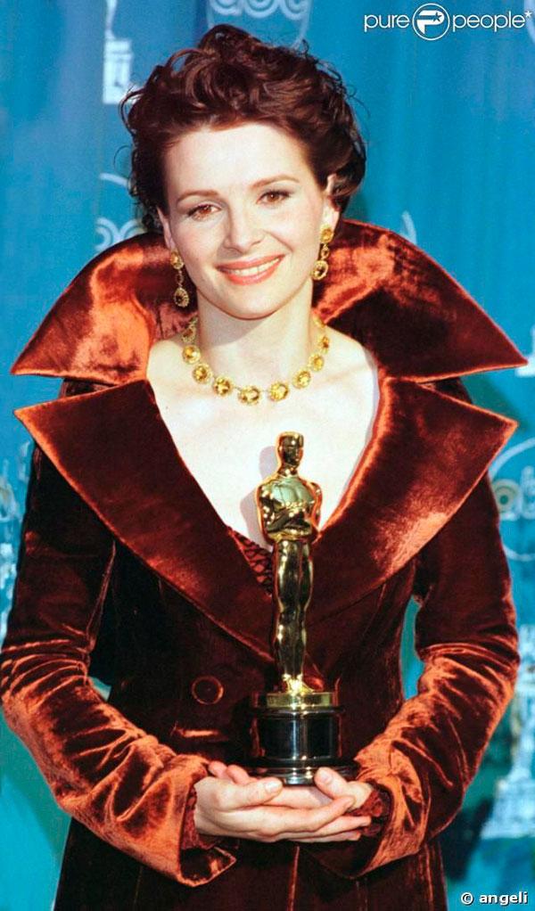 juliete binoche Los looks más sorprendentes de los Oscar