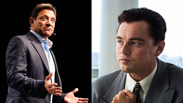 Leonardo DiCaprio Famosos que interpretaron a personajes