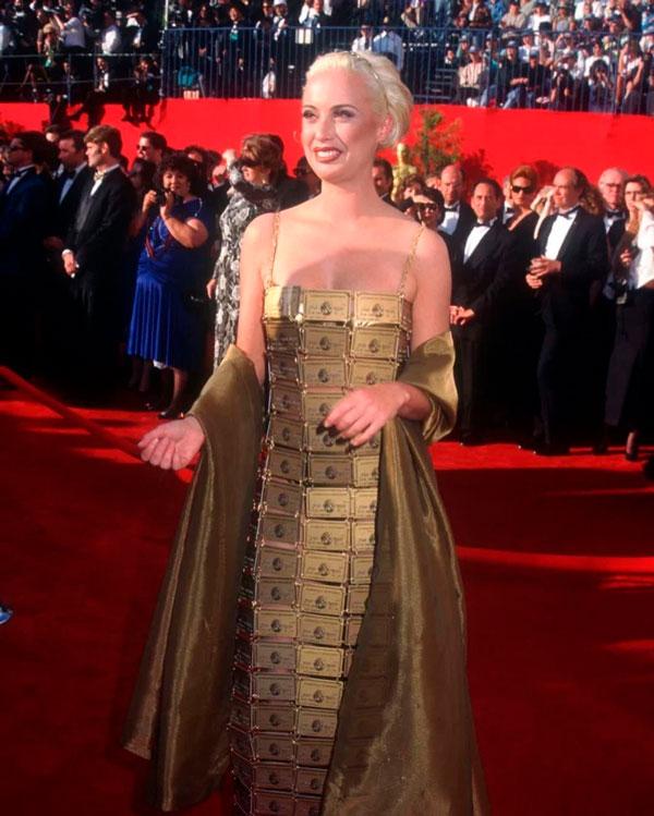vestido premios oscar Los looks más sorprendentes de los Oscar