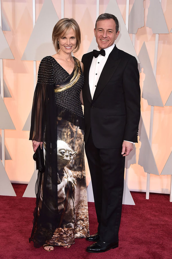willow by Los looks más sorprendentes de los Oscar