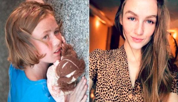Madison Lintz niños y niñas actores que ya son adultos