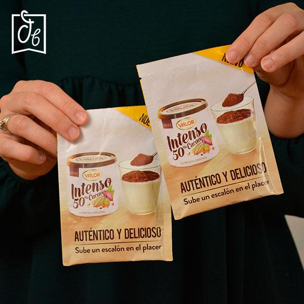 Cacao Soluble Intenso 50% de Valor en DisfrutaBox HOLI