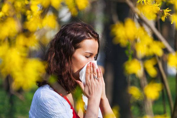 Cómo cuidarse la nariz en época de Alergia