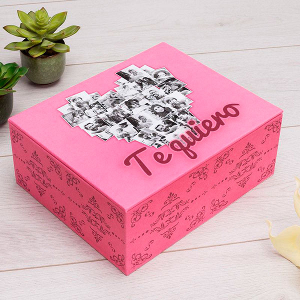 Joyero personalizado Ideas de regalos para hacer el Día de la Madre
