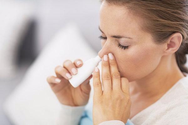 enjuague de las fosas nasales cuidar la nariz en época de alergia