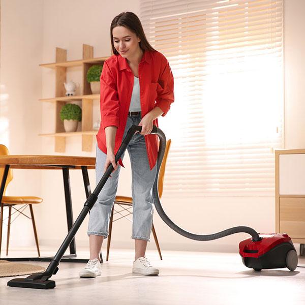limpiar la casa para evitar empeorar la alergia cuidar la nariz en época de alergia