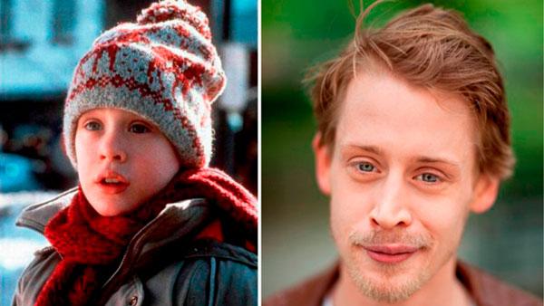 actor niño solo en casa