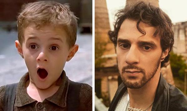niño actor de la vida es bella