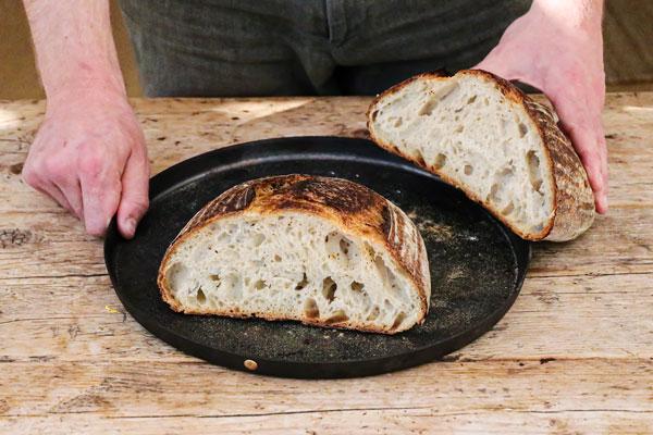 receta de pan esponjoso casero