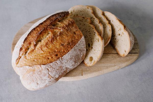 Receta para hacer el pan casero más esponjoso