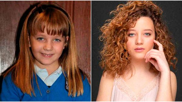 paula niña actriz el internado niños y niñas actores de adultos