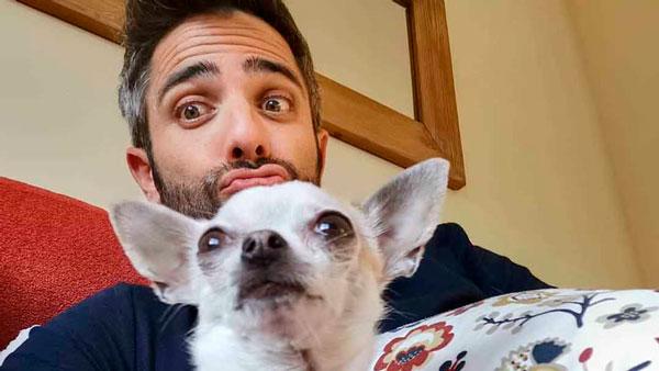 perra de roberto leal las mascotas de los famosos