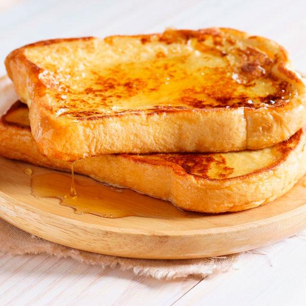 tostadas con miel recetas con miel