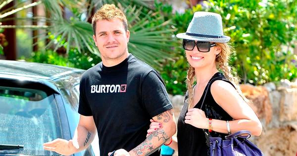 Dani Martín y Patricia Conde pareja de famosos