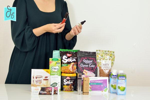 Descubre HOLI, la nueva DisfrutaBox con 14 productos (Unboxing)