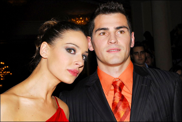 Eva González e Iker Casillas pareja de famosos