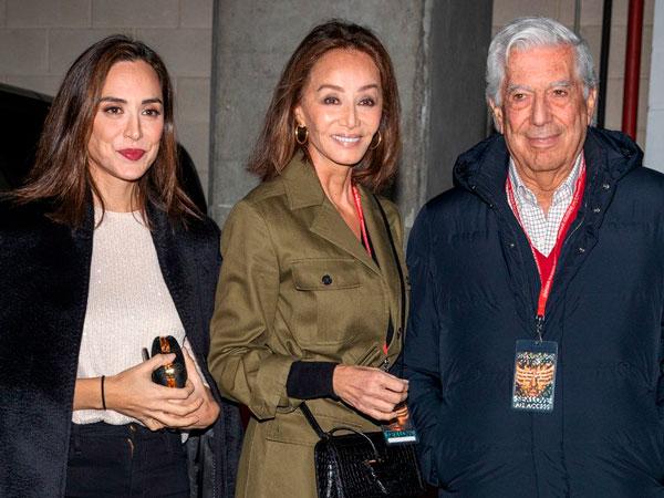 Tamara Falcó Isabel Preysler y Vargas Llosa