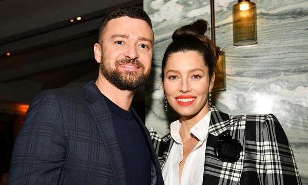 Jessica Biel y Justin Timberlake famosos felizmente casados