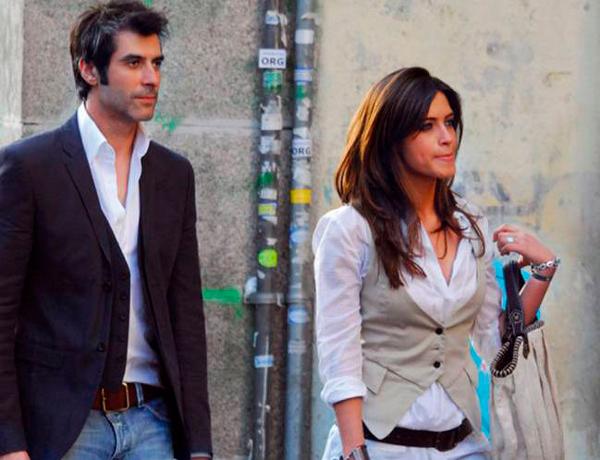 Sara Carbonero y Jorge Fernández pareja de famosos