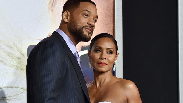 Will Smith y Jada Pinkett famosos felizmente casados