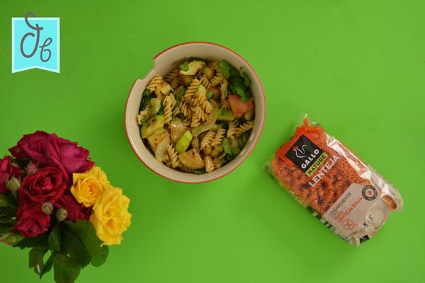 Pasta Gallo Nature Lenteja Ensaladas de verano con legumbres