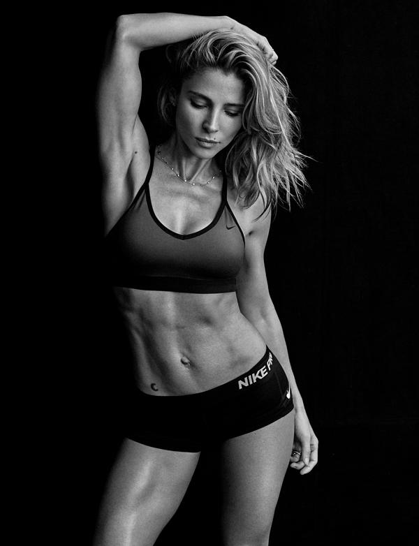 Elsa Pataky ejercicios
