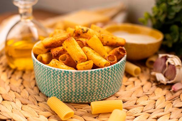 La receta de pasta chips que se ha hecho viral en Tik Tok
