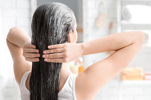 Mascarilla para hidratar el pelo