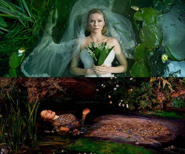 Melancolia Películas inspiradas en obras de arte