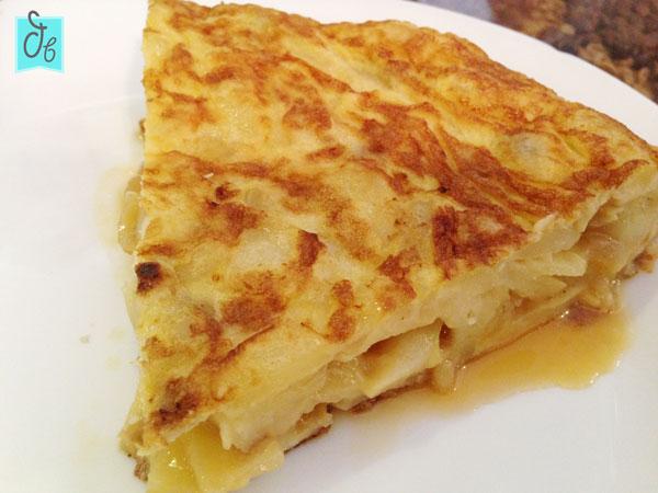 recetas de tortilla de patata