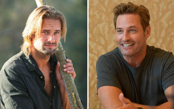 Josh Holloway era Sawyer en Perdidos el antes y el después