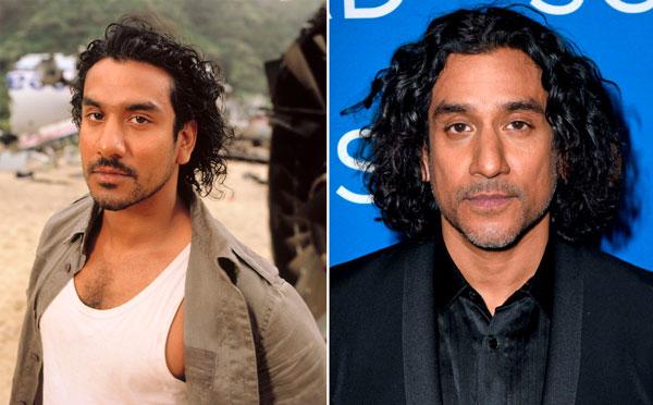 Naveen Andrews antes y después