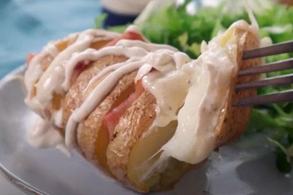 6 recetas con Salsa Ranchera además de las patatas con bacon y queso